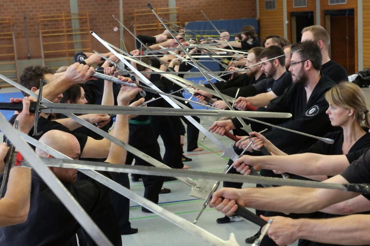 Schwertkampf Anfängerkurs in Nürnberg