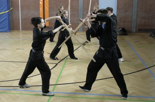 Anfängerkurs Schwertkampf