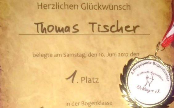 4.Ringelpietz Bogenturnier in Nördlingen