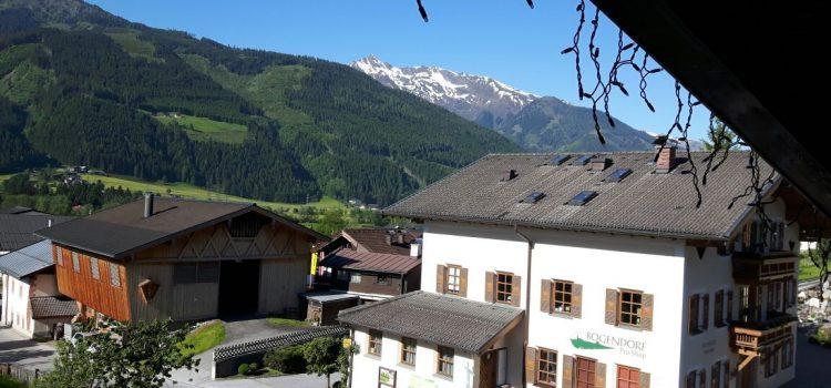 Besuch im Bogendorf Stuhlfelden