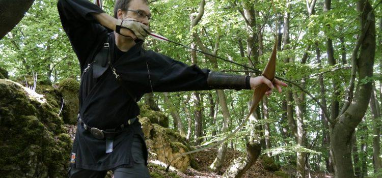 Bogentrainer Stefan Steiner stellt sich vor