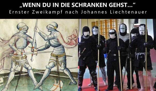 Harnischkampf Workshop von Torsten Schneyer
