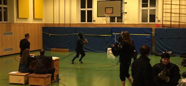 Dürerturnier – Generalprobe für Kampfrichter und Wettkampfleitung