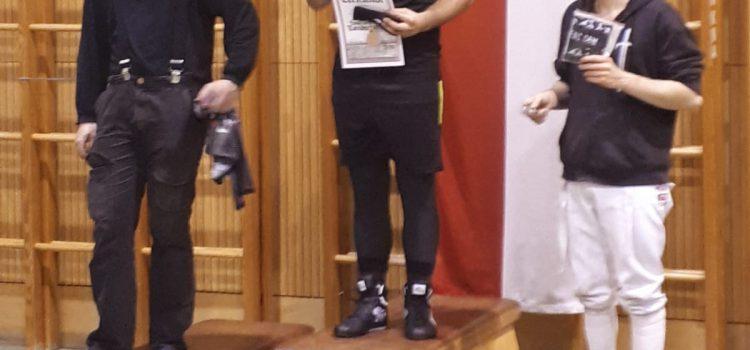 3.Platz für Marc bei der Salzburger Landesmeisterschaft 2018
