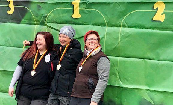 Pam gewinnt die Deutsche Meisterschaft 3D Jagd des TBVD