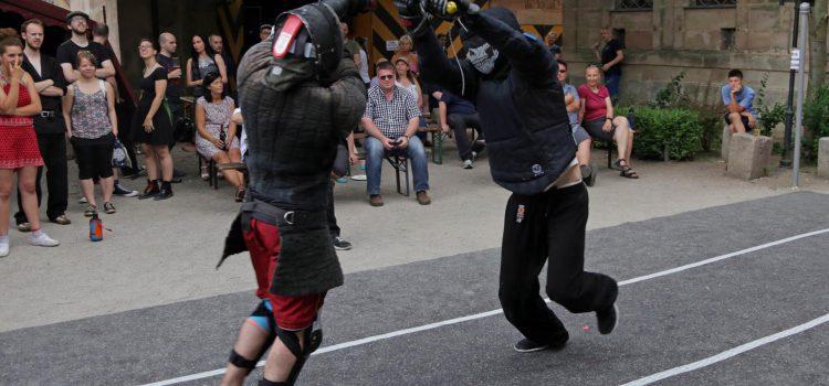 6. Tag des Schwertes in Nürnberg