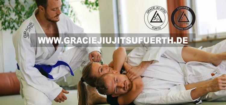 Neues Certified Trainings Center für Gracie Jiu Jitsu in Fürth