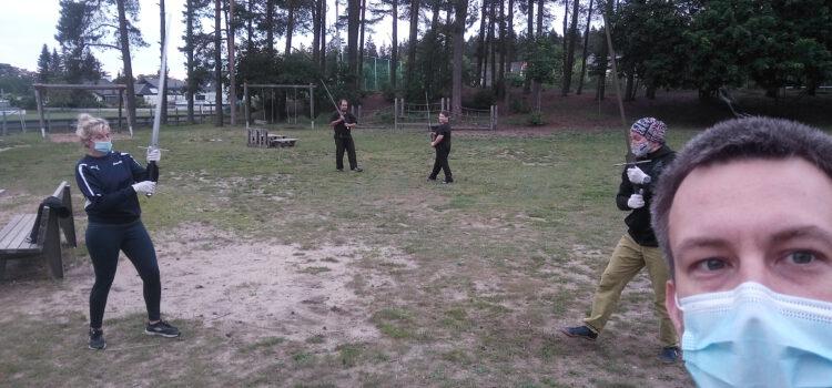 Corona Training