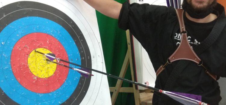 Ein Robin Hood Schuss von Pierre