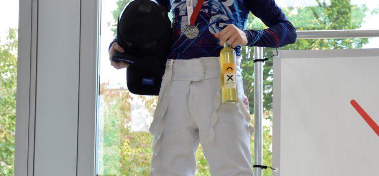 2.Platz für Marc beim Swiss Bear Cup