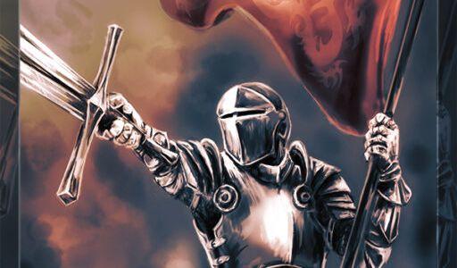 """Krieger Poster – """"Der Weg des Kriegers"""""""