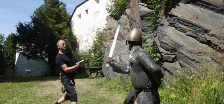 Kampfkunst Einzeltraining mit Andreas Fuchs