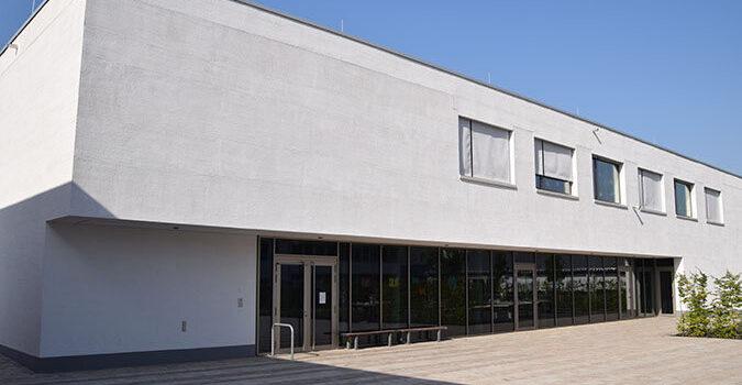 Neue Halle für unseren Standort Würzburg / Kitzingen